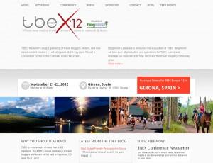 TBEX 2012 Girona Costa Brava