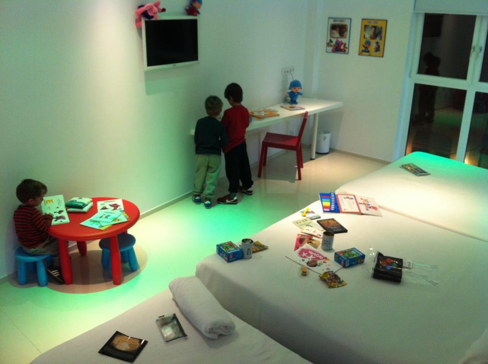 Hotel del Juguete - Habitació Pocoyó