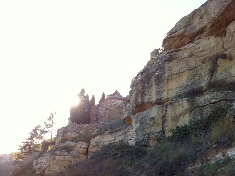 Esglesia albarca Priorat