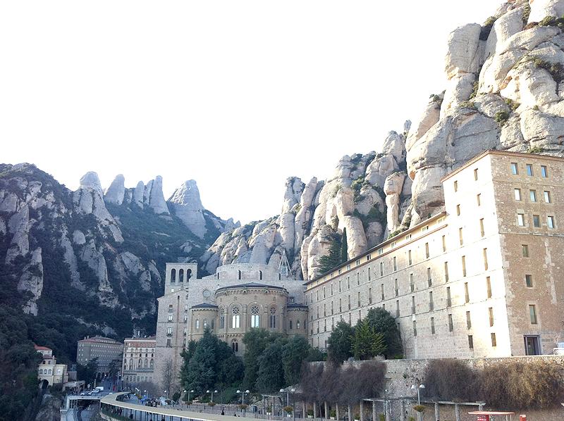 Una escapada a Montserrat