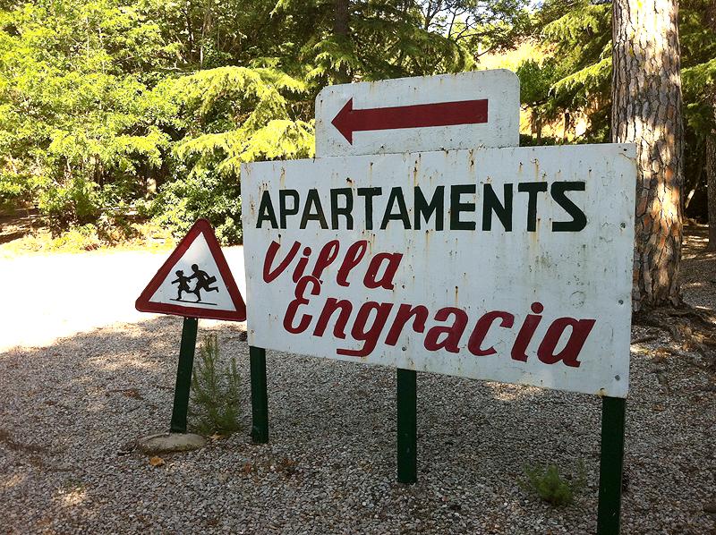 Apartament a Villa Engracia