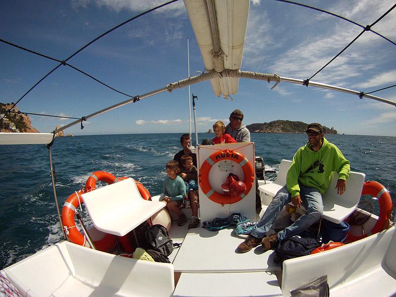 La memòria dels peixos a les Illes Medes